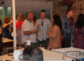 DEGUSTATION DE VINS ARMENIENS A LA FREMOIRE : PARI TENU 21.04.18